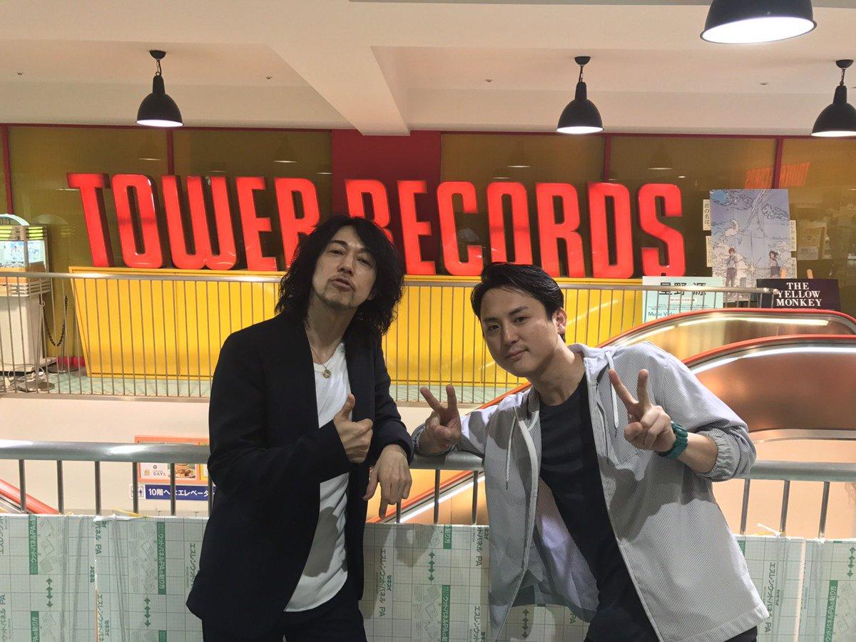 タワーレコード名古屋近鉄パッセ店でのイベントにご来店頂いた皆さま!ありがとうございました! https://t.co/GFzmOAP1tv