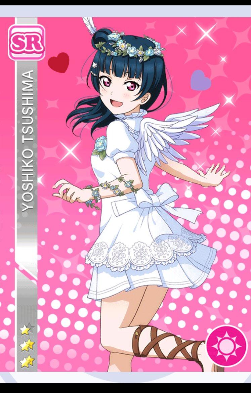天使だ、、