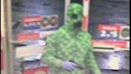 Armed robber wore 'Minecraft' costume, police say https://t.co/XTflbksxd8