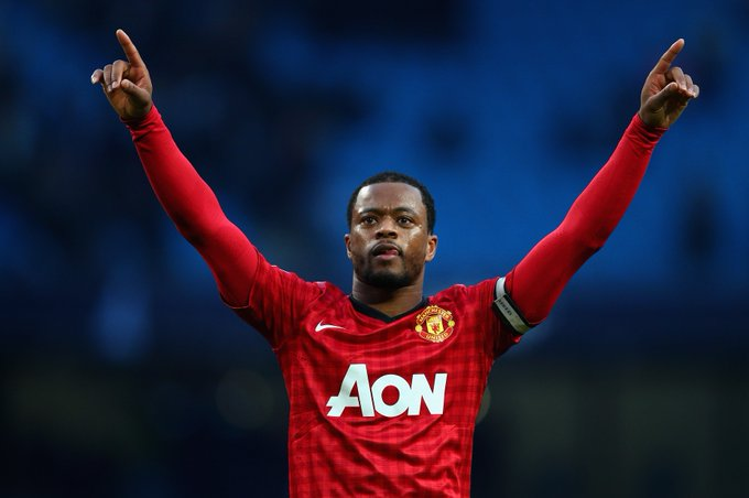 Happy Birthday to Patrice Evra! The happiest man in football