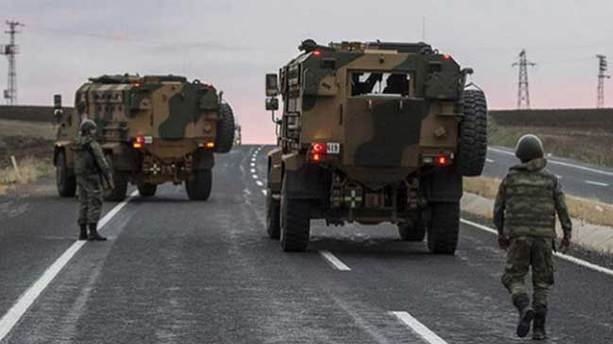 Curfew declared until second order in 14 zones in Bitlis's Hizan due to military operations to be conducted.