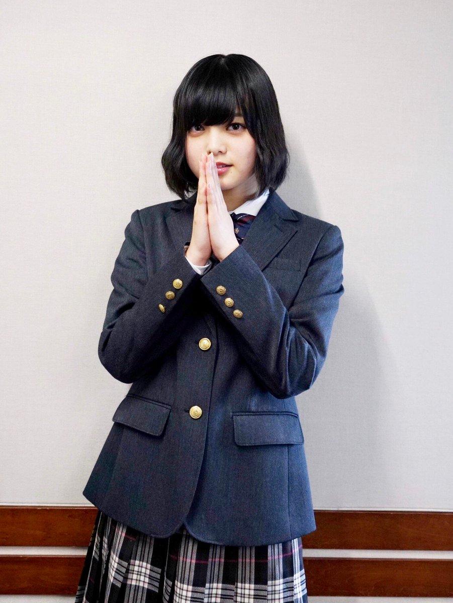 この後22:15頃〜TOKYO-FM「SCHOOL OF LOCK!」【GIRLS LOCKS!】は平手友梨奈と米谷奈々未でお送りします  是非お聴きください  #欅坂46 #SOL