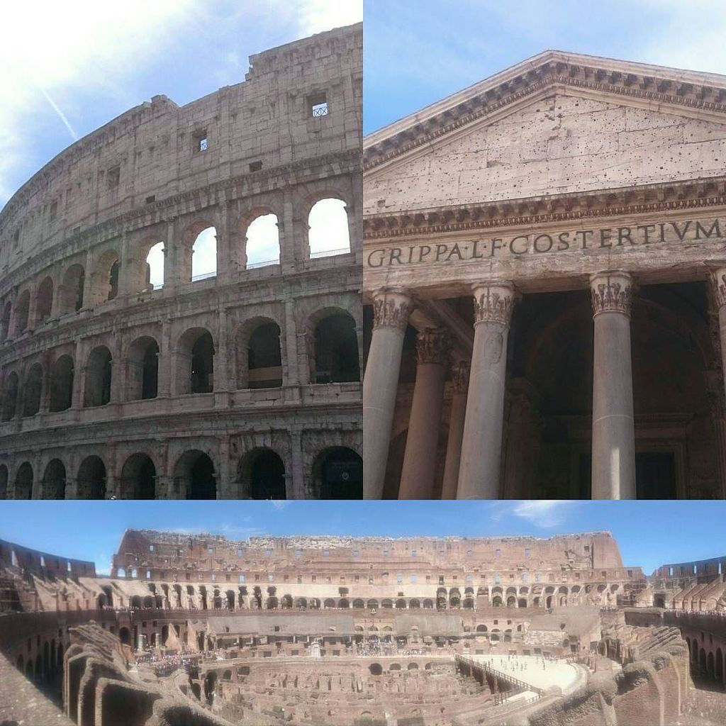 Arrivederci Rome! Loved it over there and totally needed the Sun  #Rome #Italy #Bye #WillReturn #Colloseum #Panth…  http:// ift.tt/2rinbZ6  &nbsp;  <br>http://pic.twitter.com/iyuoOogC85
