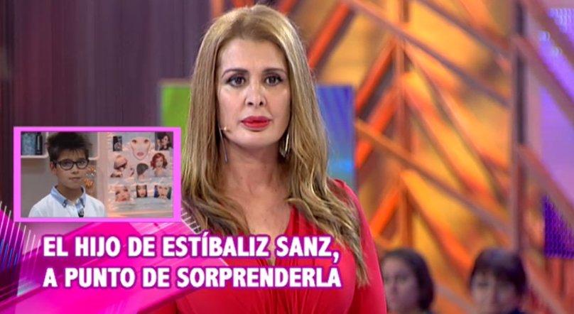Cámbiame On Twitter El Hijo De Estíbaliz Sanz Va A Sorprenderla Cámbiamevip18