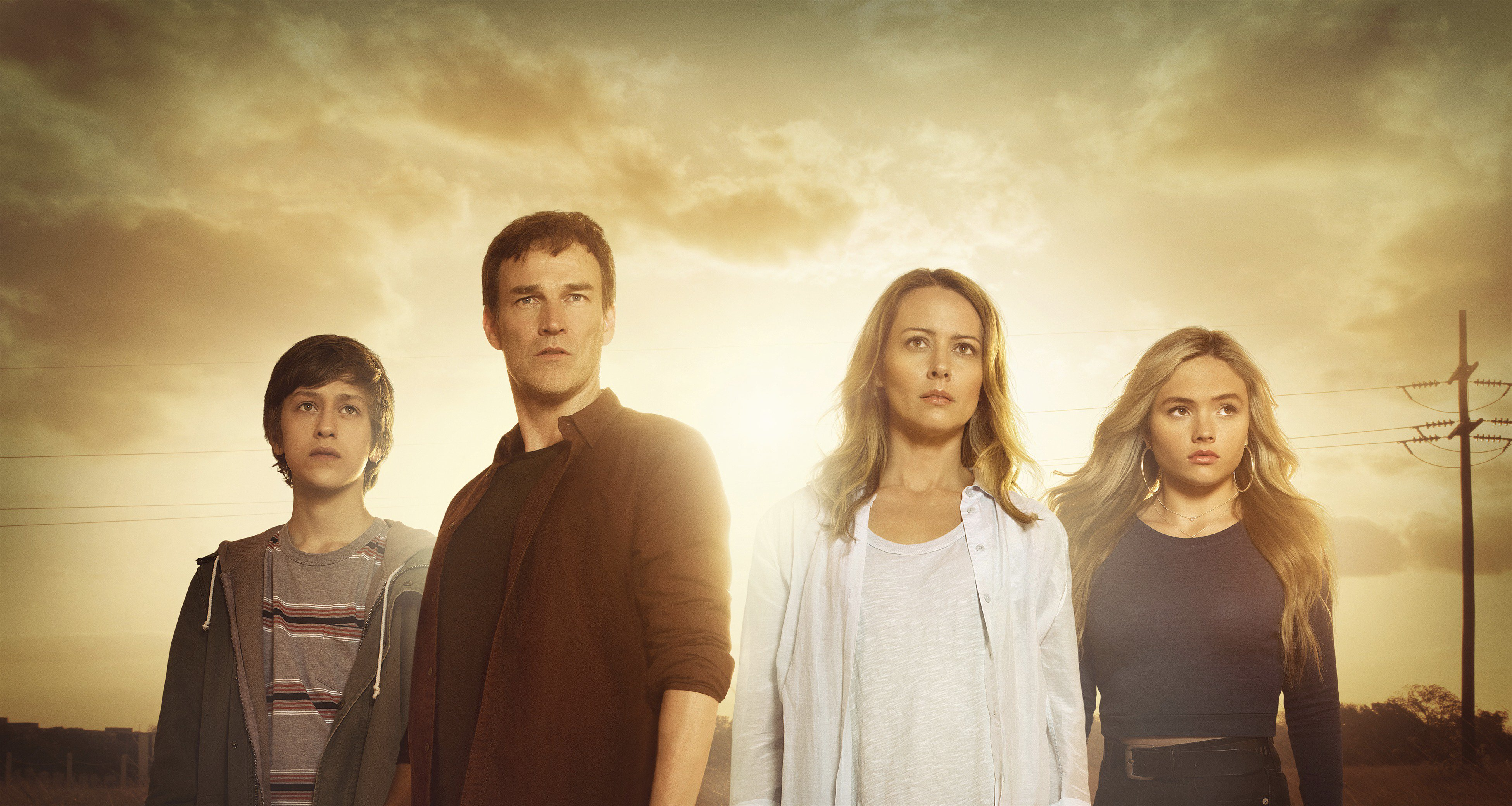 Action Adventure Family Drama THE GIFTED From Marvel Tells The Story Of A Suburban Couple Whose Ordinary Lives Are Rocked By Sudden Discovery That