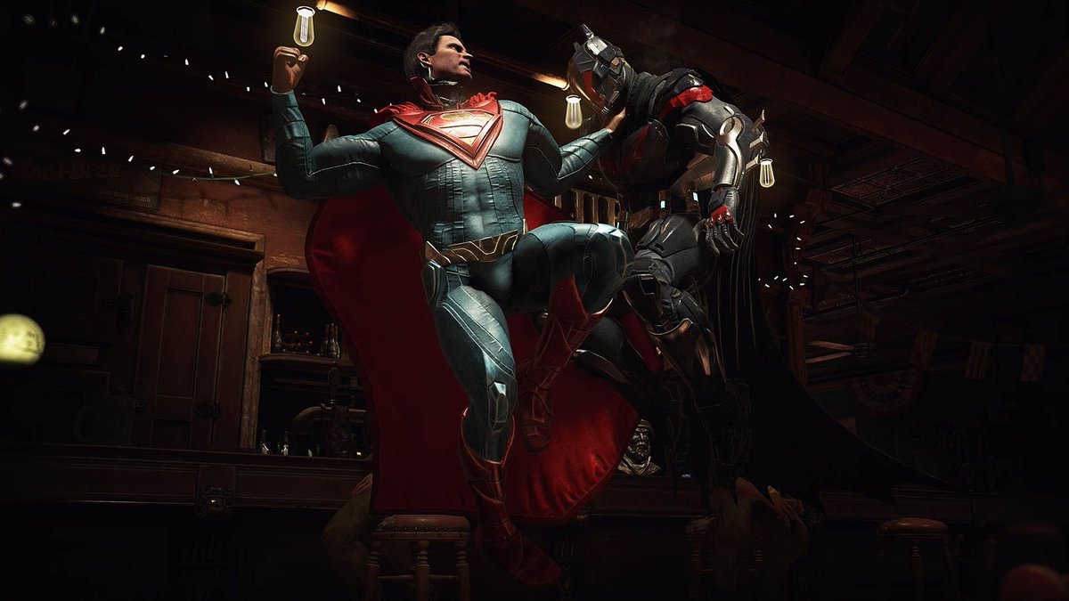 Win a copy of INJUSTICE 2 in our latest contest.  https://t.co/uoqR75FLeQ https://t.co/8j0nWGU9dT