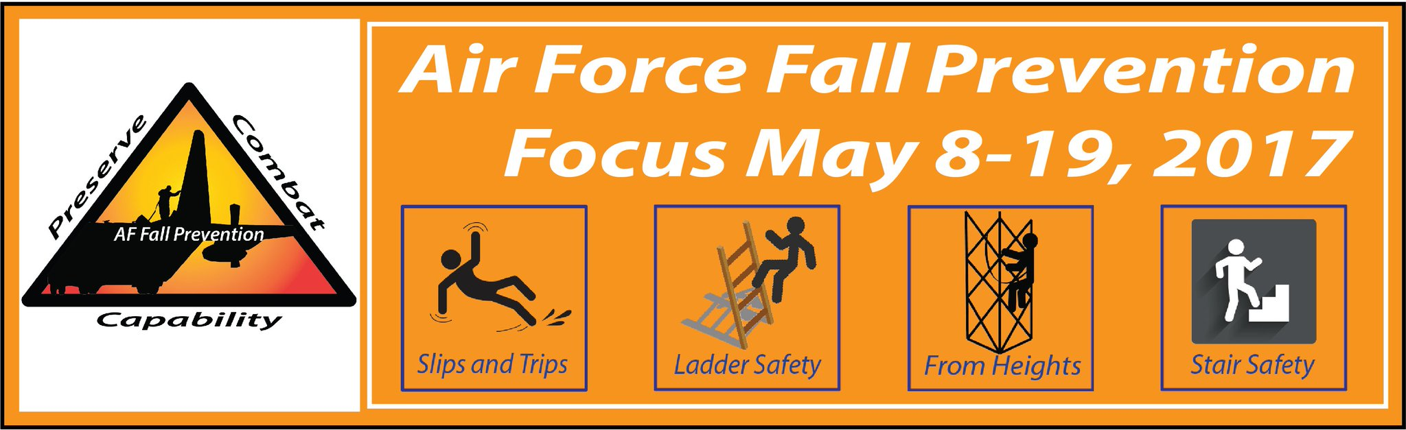 Prevent fall mishaps! #StandDown4Safety!  https://t.co/R3Pa9AjJAU https://t.co/T3sDXsyZig