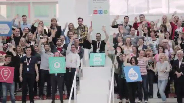 The IMEX Team welcomes you to #IMEX17! Wishing everyone a great show! https://t.co/0CtppsUVkA