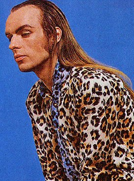 Brian Eno is 69 years old today. He was born on 15 May 1948 Happy birthday Brian!