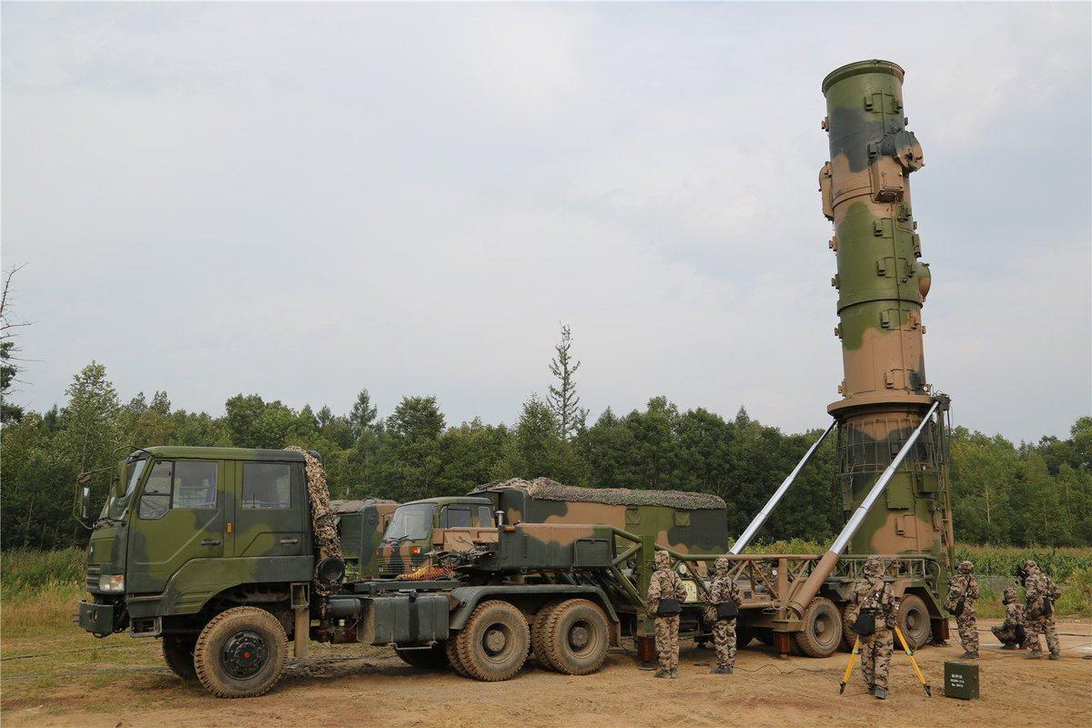 DF-21A launcher