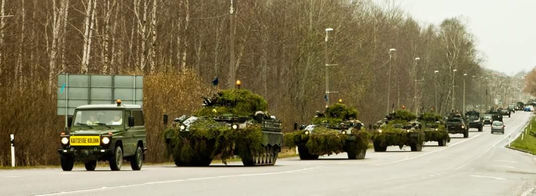 NATO drills on the way in Estonia