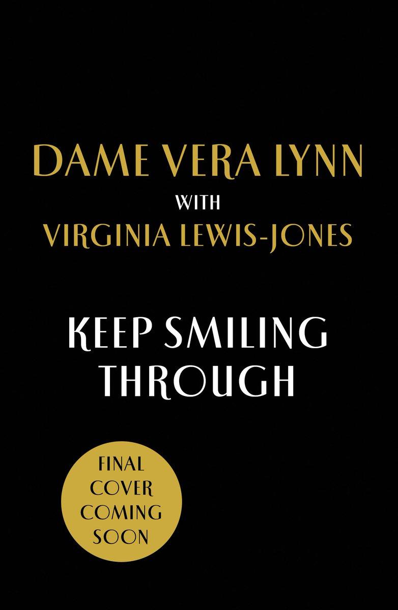 Dame Vera Lynn's wartime memoir to Century: bit.ly/2pON6ps