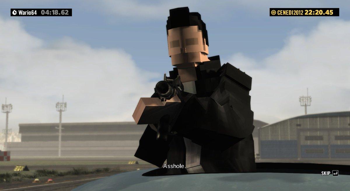 Wario64 On Twitter Gameboy Advance Max Payne Model Unlock