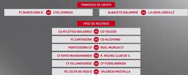 :: Playoffs Ascenso a LaLiga 1|2|3 2017 :: C_4Je7xXkAQlgSO