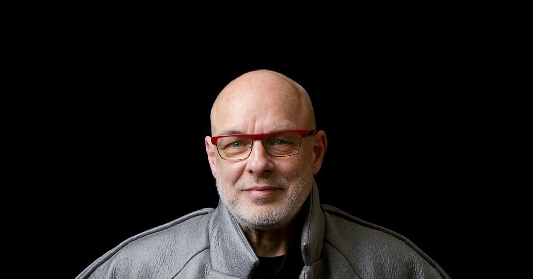 Happy Birthday, Brian Eno! Born this day in 1948.