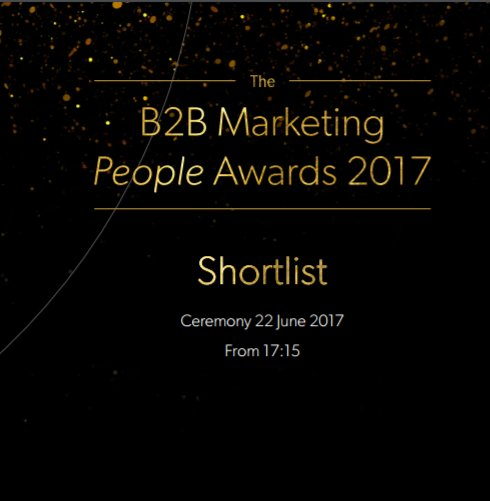 aps group on twitter congrats to our wonderful marketing and pr guru morley_ellie shortlisted from 1000s in the best newcomer 2017 category b2bawards