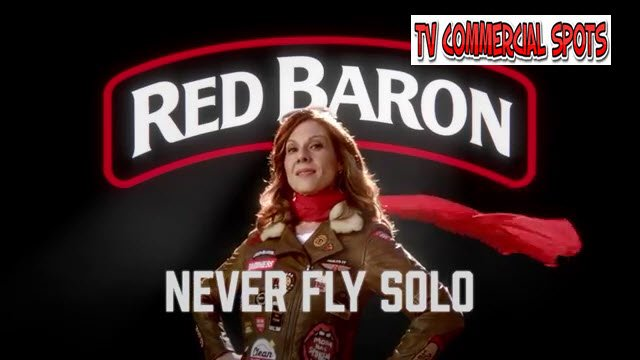 Tv Commercial Spots On Twitter Red Barron Pizza Tv Commercial