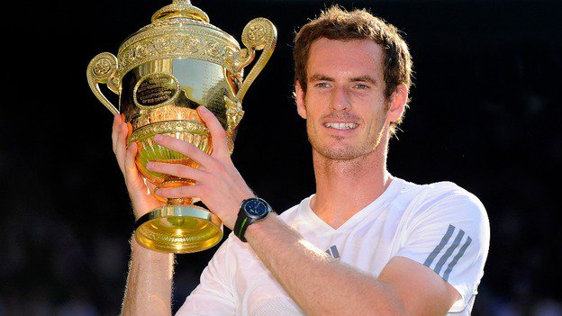 Happy Birthday to the man, the myth, the legend, Sir Andy Murray!