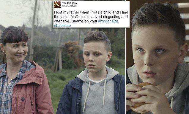 Il video della pubblicità bannata di McDonald's nel Regno Unito