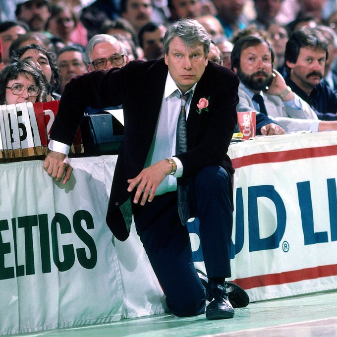 Happy Birthday to former Bucks coach and Hall of Famer, Don Nelson!!