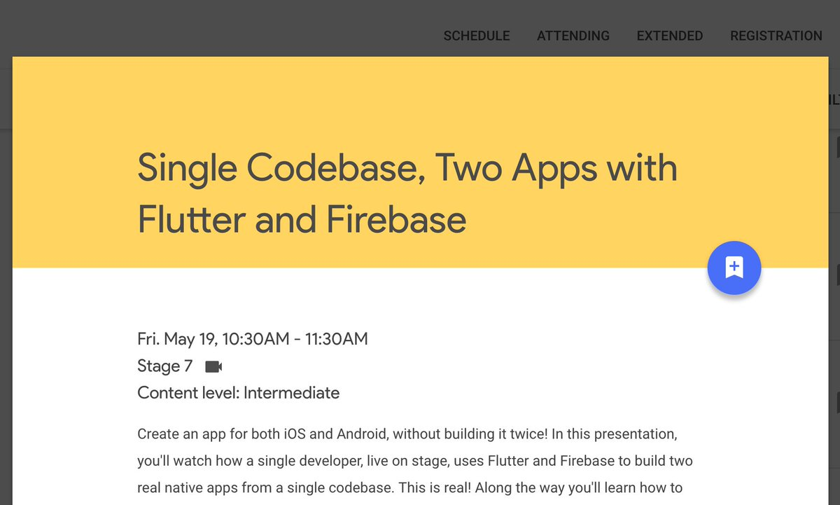 Watch Live: Building An Ios & Android App With Flutter And Firebase,
