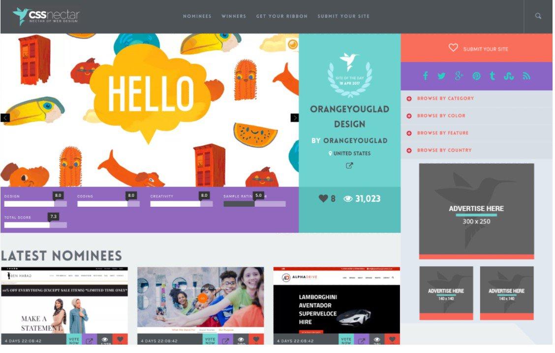 Ux Links On Twitter 17 Amazing Sources Of Web Design Inspiration Https T Co Ka5filpxar Design Ux Web Inspiration Webdesign Mobile Creative Css Https T Co H64xu5lyf9