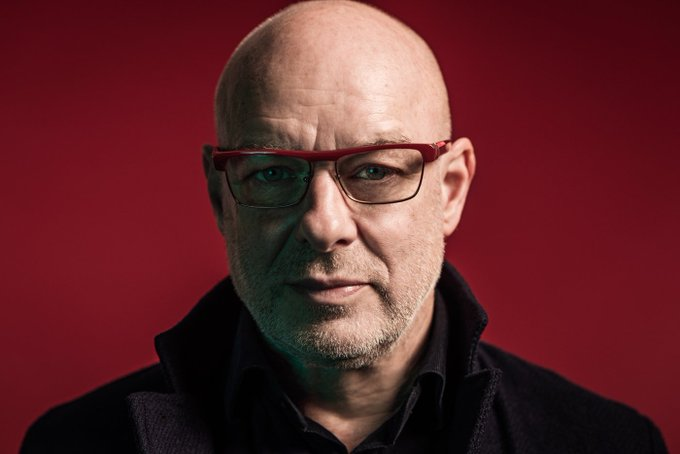 Happy 69th birthday to the legendary Brian Eno!