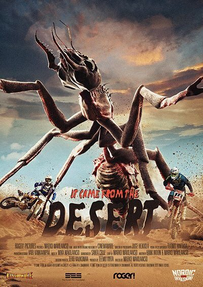 Mickey And Mark On Music On Twitter It Came From The Desert New Trailer In Post Production In Theaters 2017 Itcamefromthedesert Https T Co G68e0hkanu Https T Co Yfxr0i3slq