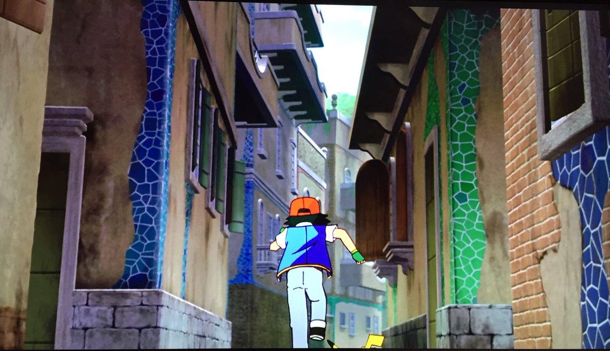 2002年に公開されたポケモン映画『水の都の護神ラティアスとラティオス