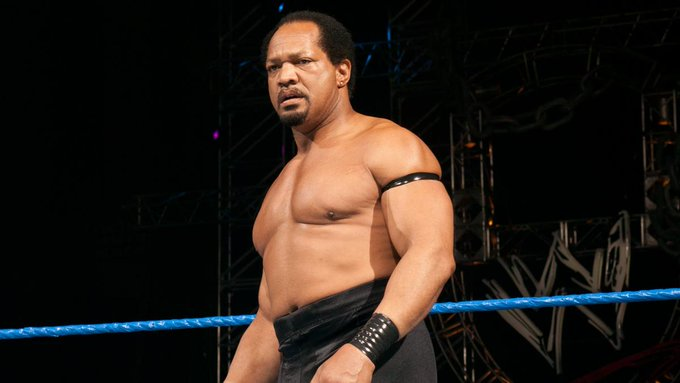 Happy birthday to Ron Simmons! The former and star is now 59 years old. DAMN!