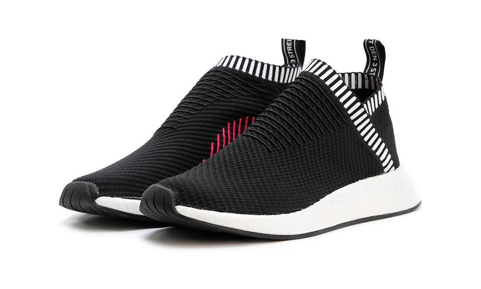 adidas s NMD CS2 Primeknit in  Core Black  debuts this weekend  https  a58da90ee