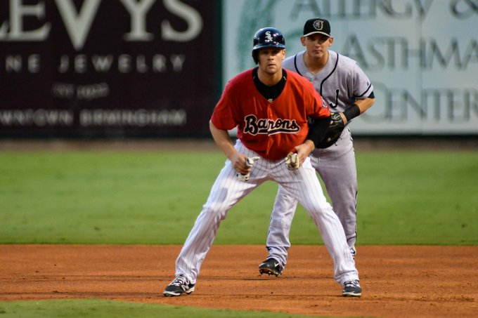 Happy Birthday to former AL MVP Justin Morneau who spent time with the Barons in 2016!