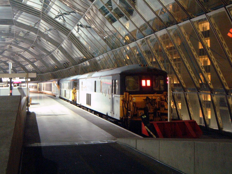 C 5Bo1HXUAEEamg - Eurostar at 25