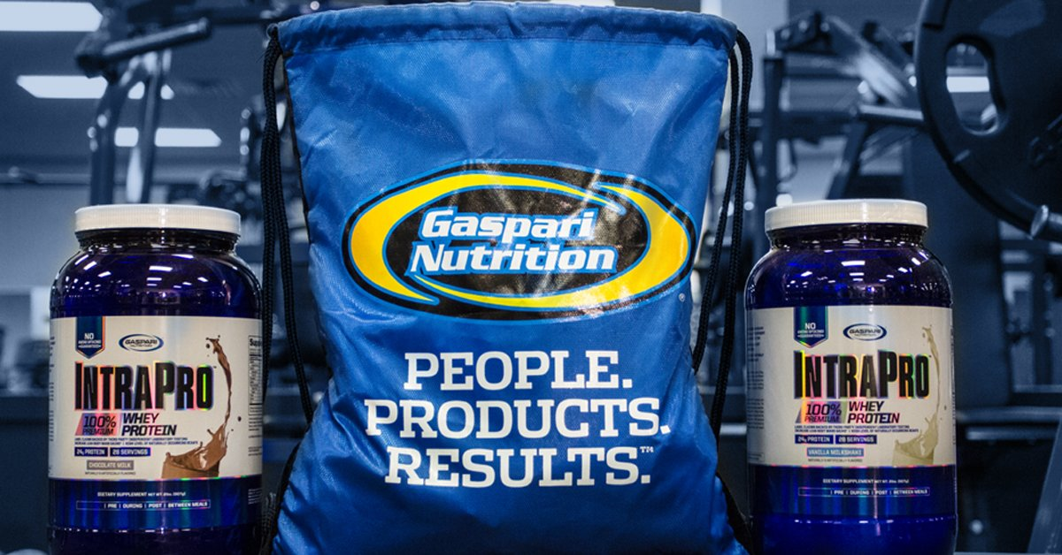 Gaspari Nutrition  intraPro Whey Protein 5lbs