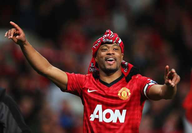 Happy birthday to former United left-back Patrice Evra!