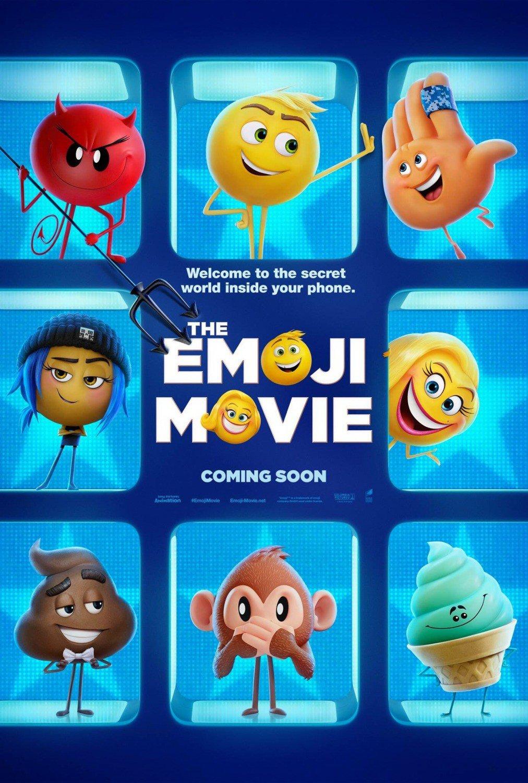 Эмоджи фильм 2017 смотреть онлайн