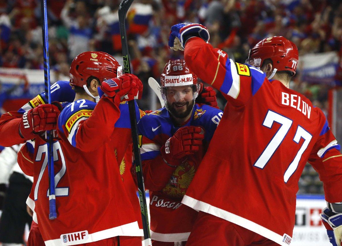 стояли результат матча россия латвия по хоккею что