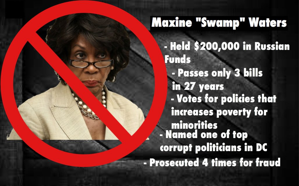 Image result for crazy maxine waters images