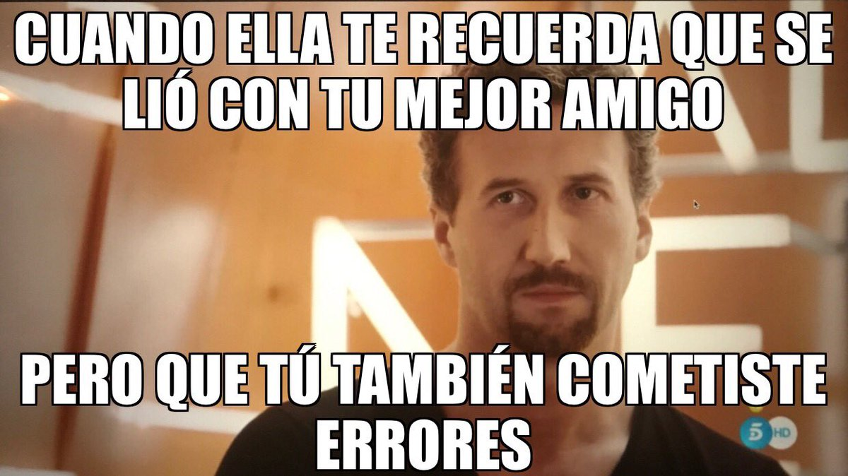 Os lo juro, yo con #allyouneed2 no doy a basto con los memes! #suertequemecorto #ganasdevercomoacaba https://t.co/MNFsJqWOxD
