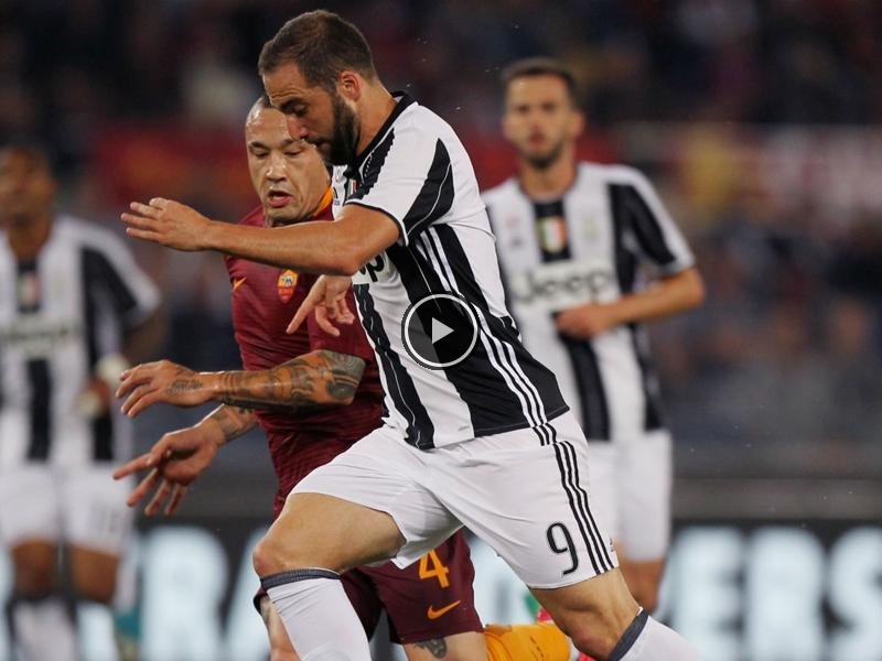 Roma 3 #Juventus 1: #Bianconeri #Forced to wait for #Serie A #Title    http:// wp.me/p67m4w-jbh  &nbsp;  <br>http://pic.twitter.com/lolf8NrrYD
