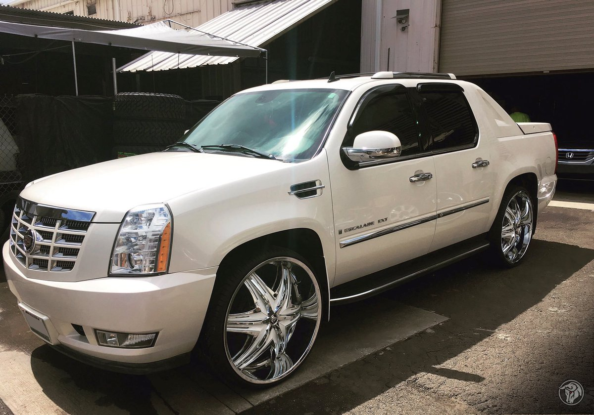 rims taking on loading seems dynamicwheel group dynamic escalade while vip to status wheel twitter diablo cadillac a be