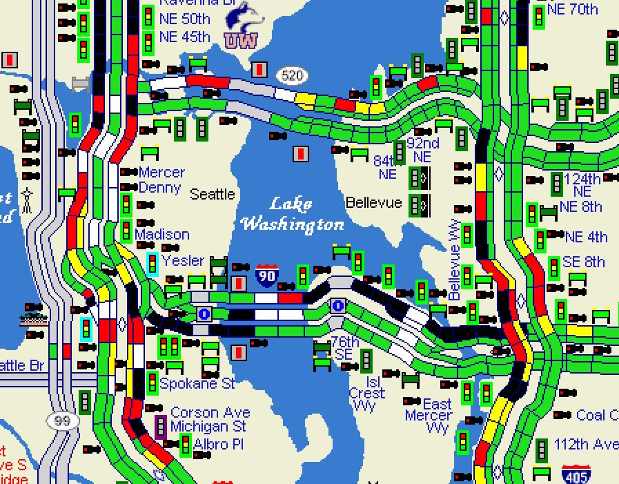 Wsdot Traffic On Twitter All Clear On Wb I 90 Express Lanes