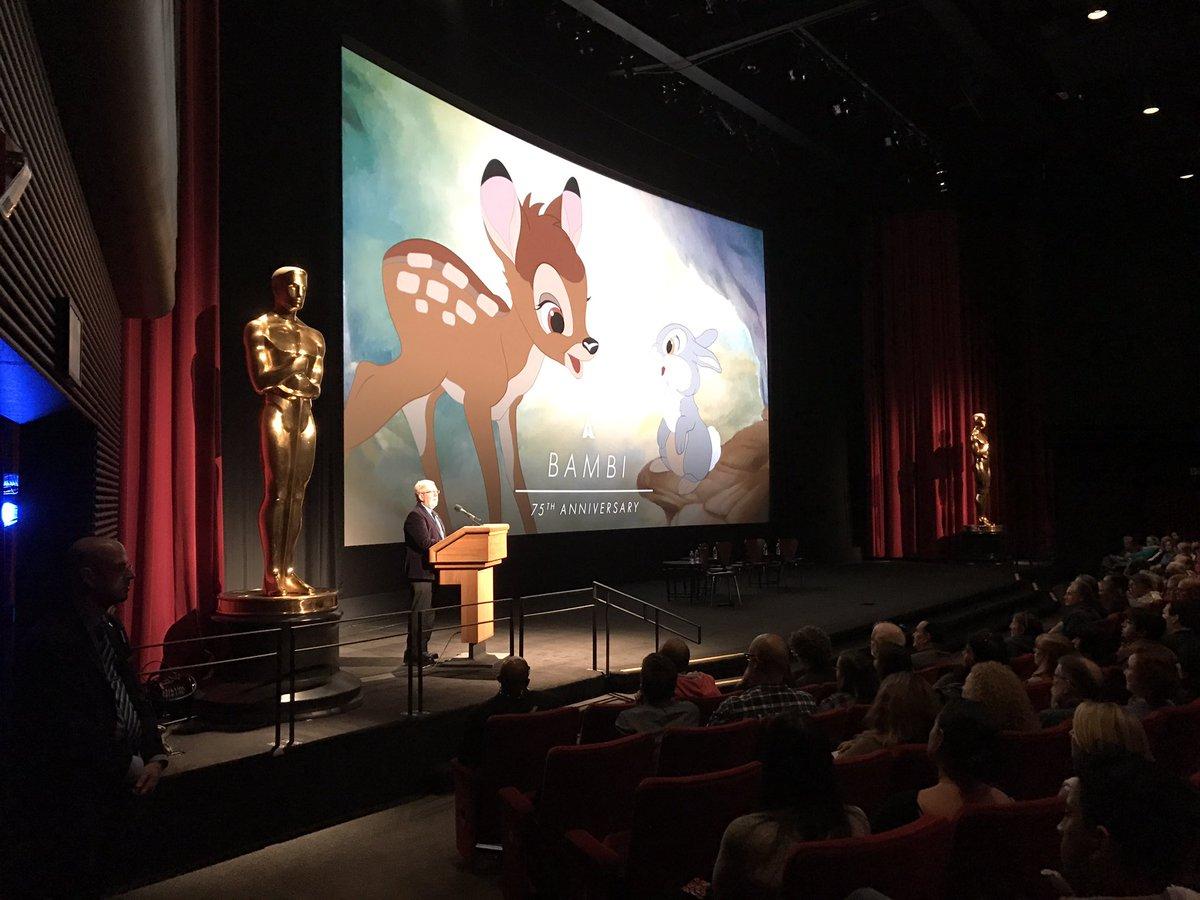 Disney Animation on Twitter Host Leonard Maltin is giving us a