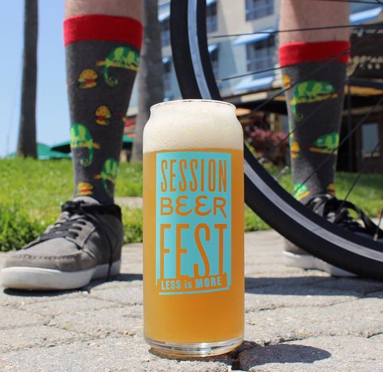 #Sessionfest is this Saturday, May 20th! Come join 30 craft breweries from 1-5pm   https://t.co/v77Vg70fxu https://t.co/yYVg1SP7gK
