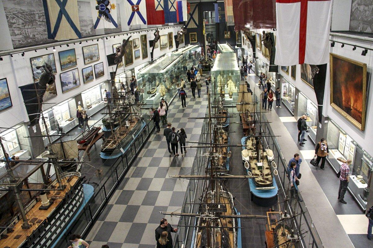 бесплатный день в военно-морском музее