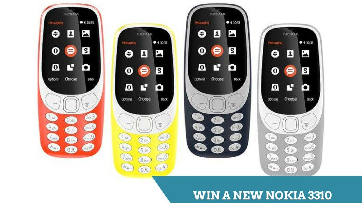 Nokia giveaways