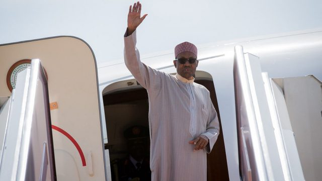 There are indications that ailing President Muhammadu Buhari might already be on his way back to Nigeria after a three-month sojourn to London.