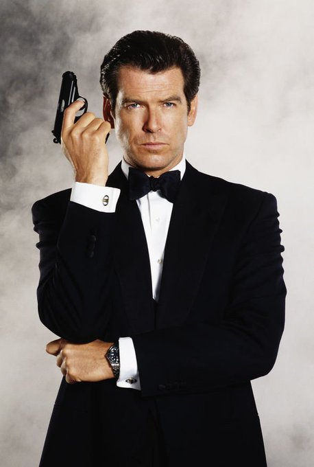 Happy Birthday to Pierce Brosnan who turns 64 today!