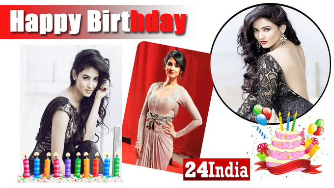 Happy Birthday to Bollywood Actress Sonal Chauhan -