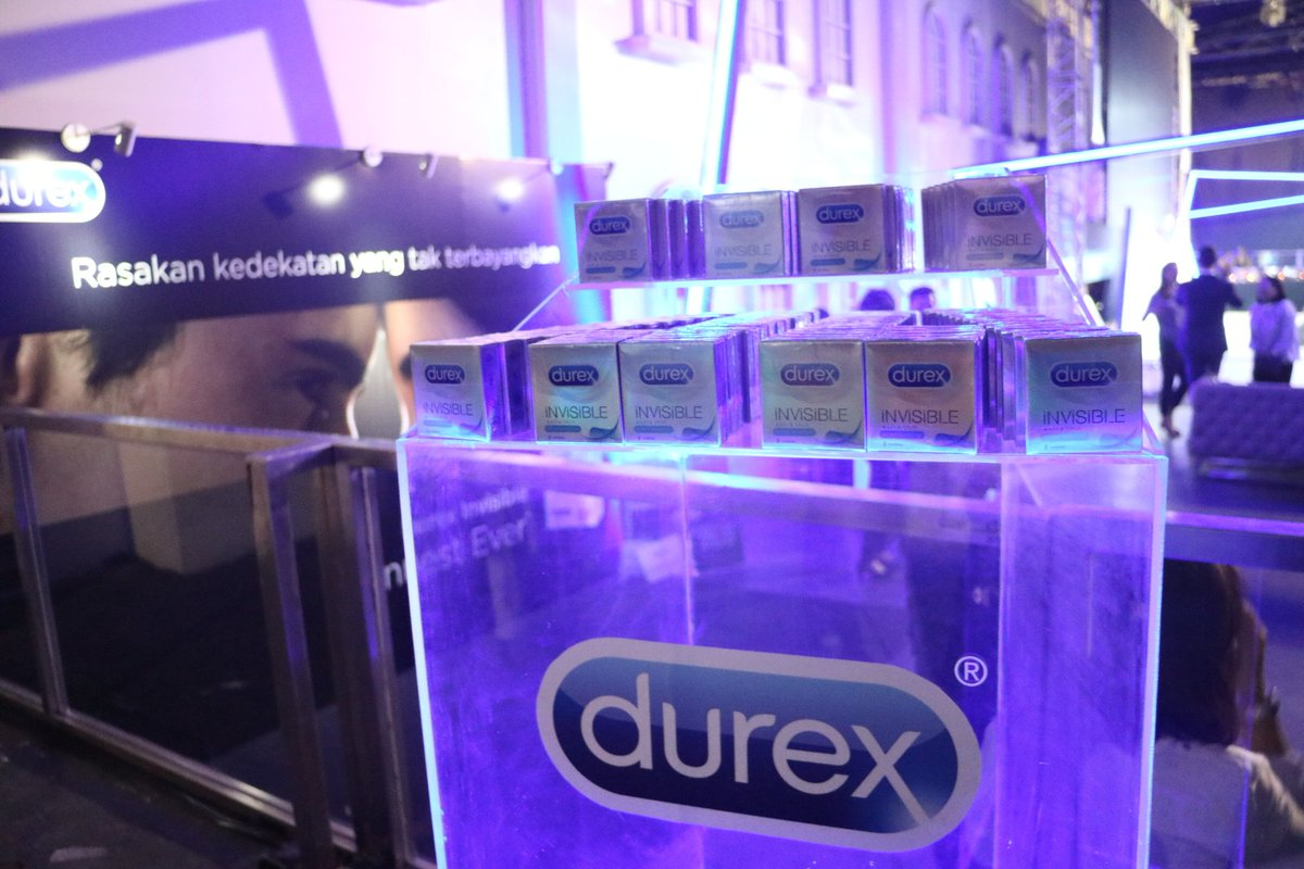 Durex Indonesia Durexindonesia Twitter Kondom Invisible 2 Tertipis Dari 1 Reply 6 Retweets Likes